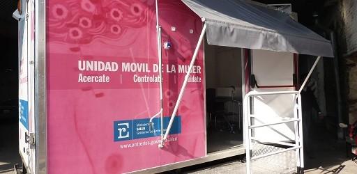 Continúan las mamografías en la ciudad de Federal: Segunda etapa del operativo de salud