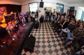 El ministró Báez acompaño la inauguración: La Paz tiene un nuevo espacio para el arte y la cultura