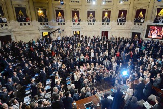 FONDOS BUITRE: Kicillof, Capitanich y Zannini van al Congreso por los fondos buitre