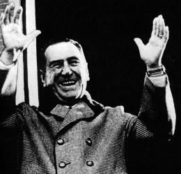 ANIVERSARIO: Perón, líder político de la argentina del siglo XX, moría hace 40 años en medio de un clima de incertidumbre