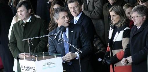 """CASA DE GOBIERNO: Los representantes de la Sociedad Rural """"pretenden convertirse en adalides de la moral pública"""""""