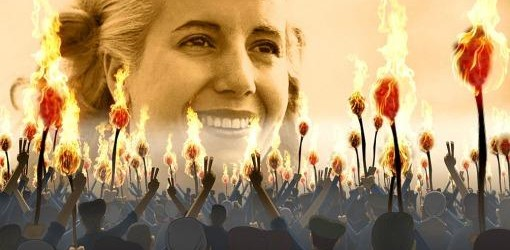 62° ANIVERSARIO: El PJ bonaerense realizará un homenaje a Eva Perón en el cementerio de La Recoleta