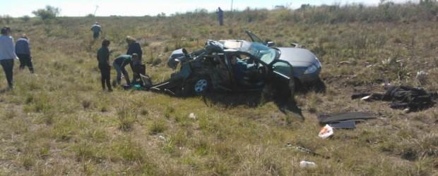 Tres funcionarias nacionales murieron en un accidente de tránsito
