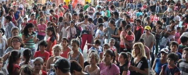 CLUB ATENEO: El domingo fue para los niños federalenses en una fiesta espectacular