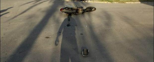 FEDERAL: El choque de dos motos provoca un traumatismo de cráneo grave a uno de los motociclistas