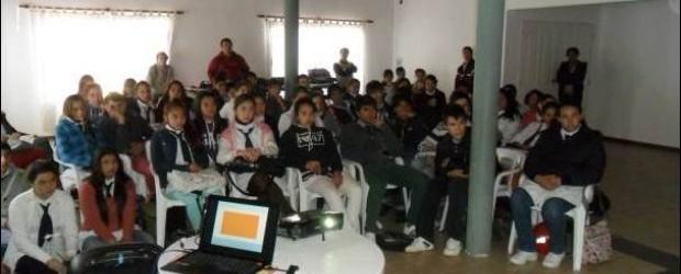 FEDERAL: Se realizaron charlas-taller sobre Trata de Personas