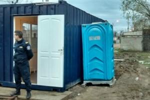 EL COLMO: La policía estaba enganchada de la luz de un Centro Comunitario