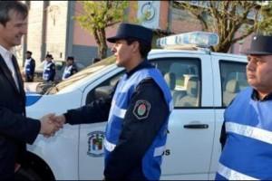 CONCLUYE LA DISTRIBUCIÓN EN TODA LA PROVINCIA: Bahl y Massuh entregarán 3 pick up 0 kilometro a la Departamental de Policía de Federal