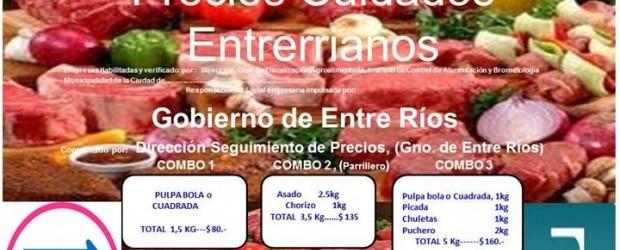 """""""CARNE PARA  TODOS A PRECIO CUIDADO"""": Este jueves en Federal se podrán adquirir  productos entrerrianos de calidad"""