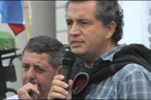 """LEY DE ABASTECIMIENTO  Báez: """"Etchevehere habla como gorila, transpira oligarquía"""""""