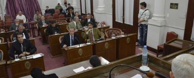 En sesión especial: El Senado aprobó la exención en el pago de los Ingresos Brutos a la industria