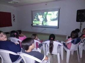 Ministerio de Cultura y Comunicación: Nuevo espacio de Punto Cine en Sauce de Luna