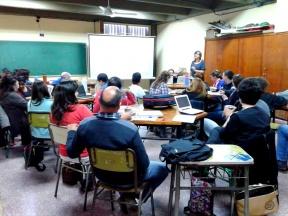 Inclusión de las herramientas digitales: Nueva instancia de capacitación sobre el uso de tecnología en las escuelas