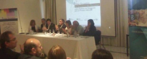 ENCUENTRO EN PARANÁ: Alberto Sileoni inauguró la jornada nacional sobre Primera Infancia