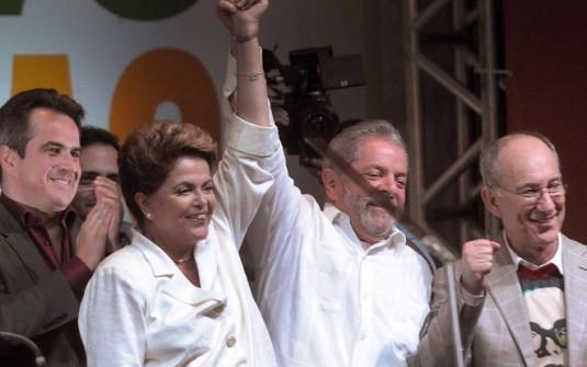 BRASIL: Dilma Rousseff prometió diálogo y reforma política tras ser reelecta en un ajustado balotaje