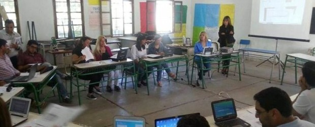 EDUCACIÓN:  Jornada de Acompañamiento Técnico en el Departamento Federal