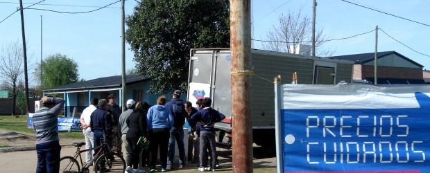 Sauce de Luna: El camión de Carnes para Todos a Precios Cuidados llega con sus productos de calidad