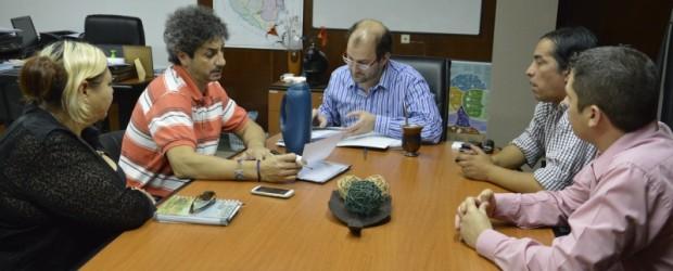 Paraná: El Ministro de Desarrollo Social de la provincia coordina acciones para el Departamento Federal