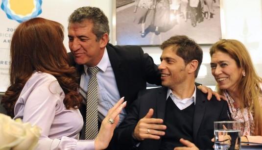 """Rechazó el fallo de Griesa Urribarri: """"Tenemos un futuro enorme y vamos a seguir luchando"""""""