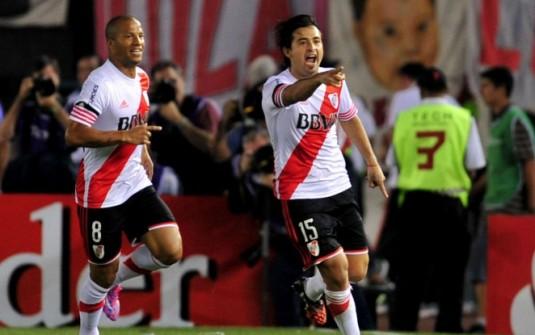 Copa Sudamericana: En un emotivo partido, River ganó y consiguió el pase a la final