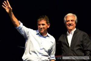ELECCIONES: Vázquez y Lacalle cerraron sus campañas para el balotaje del domingo en Uruguay
