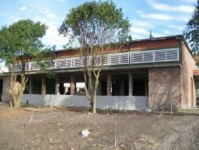 El ciclo 2015 iniciará en el nuevo edificio: Avanza a buen ritmo la construcción de la escuela agrotécnica de Federal