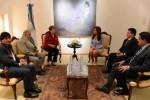 """CUMBRE DEL MERCOSUR: Báez dijo que """"América del Sur quiere salir de la fragmentación"""""""