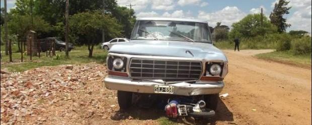 LAMENTABLE: Un niño perdió la vida en un accidente que se produjo en Colonia Federal