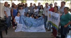En el marco del Programa de Desarrollo de Áreas Rurales: Entregaron fondos a comunidad charrúa de Colonia Federal