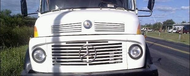 DEPARTAMENTO FEDERAL: En el puesto caminero de las rutas 127 y 6 secuestraron un camión de una importante empresa entrerriana