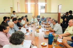 Solución inmediata: Vialidad trabaja en la recuperación de las zonas más afectadas por las lluvias
