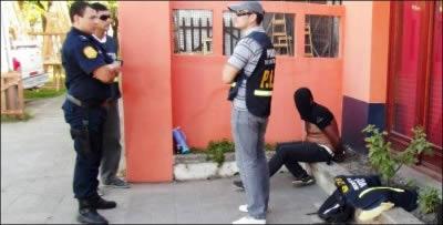 POR DECISIÓN DEL JUZGADO FEDERAL DE CONCEPCIÓN DEL URUGUAY:  Ayala fue alojado en la Unidad Penal 8 de Federal