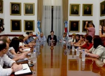 PARITARIA DOCENTE: La reunión entre el gobierno y AGMER pasó para el martes