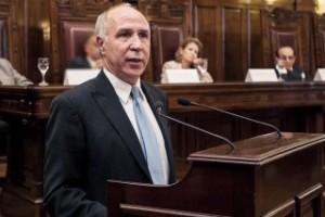 """APERTURA AÑO JUDICIAL: Lorenzetti: """"Hay que respetar las instituciones y la figura presidencial"""""""