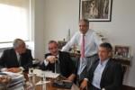 En Buenos Aires: Urribarri se reunió con De Vido por obras para Concepción del Uruguay