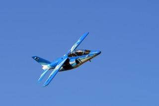 FÁBRICA ARGENTINA DE AVIONES: Comenzó a volar el Pampa III, el avión construido en la Fábrica Argentina de Aviones
