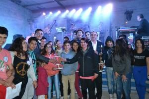 DEPARTAMENTO: Bernardi se salpicó de Juventud