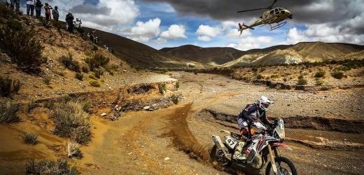 más de 9.000 kilómetros: El Dakar 2016, una edición atípica, complicada e histórica para los argentinos