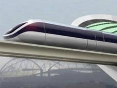 innovación: Mirá el tren que viaja a 1.100 kilómetros y que en 2018 podría ser realidad