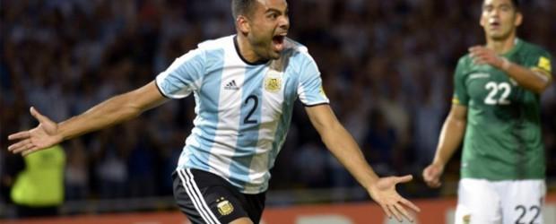 La Selección Argentina se impuso ante Bolivia en Córdoba