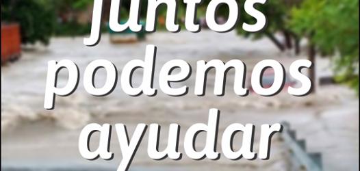 LO QUE LOS CARACTERIZA: Concejales del FPV y la Juventud Peronista de Sauce de Luna siempre presente ante la necesidad de algún hermano.