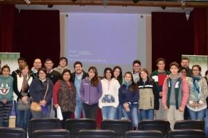 Continúa la recorrida provincial: El Senado Juvenil se presentó en los departamentos Feliciano y Federal