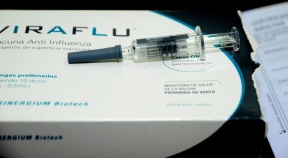 Recomiendan a grupos de riesgo vacunarse contra la gripe: Salud continúa con la distribución de vacunas antigripales en toda la provincia