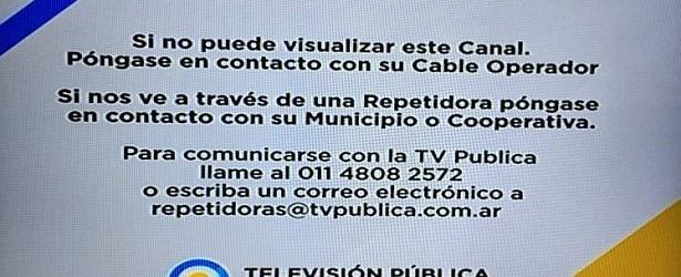 Vergüenza Nacional : Quejas en las redes por no poder ver el partido de Argentina por la TV Pública