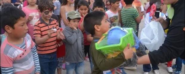 CONSCRIPTO BERNARDI: Multitudinaria Fiesta del Día del Niño