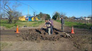 CONSCRIPTO BERNARDI: Trabajos en obras públicas y embellecimiento urbano
