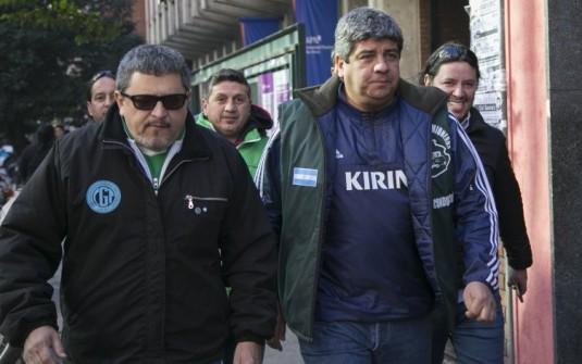 La fuerte acusación de Pablo Moyano al Gobierno en plena reunión de la CGT