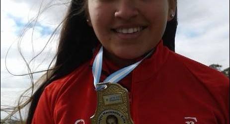 DEPORTES: Maia Yazmín Boxler finalista de los Juegos Evita de Entre Ríos