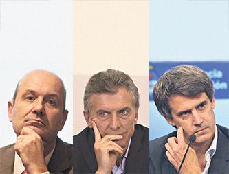 AL FONDO A LA DERECHA: Al final del túnel de Michetti estaba el Fondo