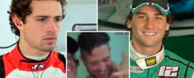 """La entrerriana del video íntimo con pilotos del TC vive """"un calvario"""""""
